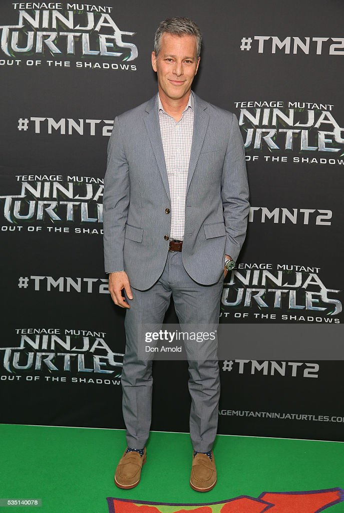 Brad Fuller attends the Australian Premiere of Teenage Mutant Ninja Turtles 2 at Event Cinemas George Street on May 29, 2016 in Sydney, Australia.