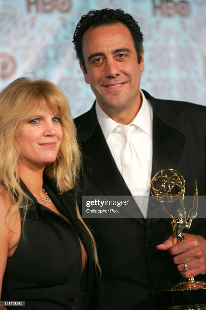 57th Annual Primetime Emmy Awards - HBO After Party ...Brad Garrett Wife
