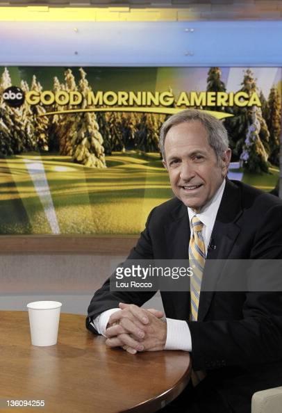 AMERICA Brad Garrett appears on 'Good Morning America' 12/19/11 airing on the ABC Television Network BRAD
