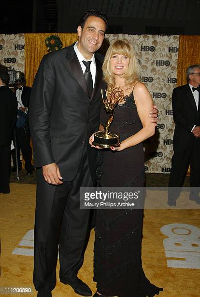 Brad Garrett during 54th Annual Primetime Emmy Awards HBO AfterParty at Spago at Spago Restaurant in Beverly Hills California United States