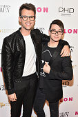 Brad Goreski and designer Christian Siriano attend E 'Fashion Police' and NYLON kickoff New York Fashion Week with a 50 Shades of Fashion event in...