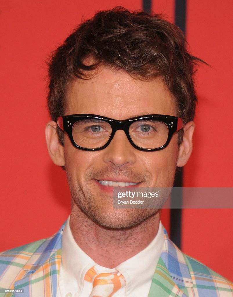 Brad Goreski attends 2013 CFDA FASHION AWARDS Underwritten By Swarovski - Red Carpet Arrivals at Lincoln Center on June 3, 2013 in New York City.