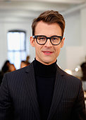 Brad Goreski attends Kate Spade New York Presentation at Center 548 on February 13 2015 in New York City