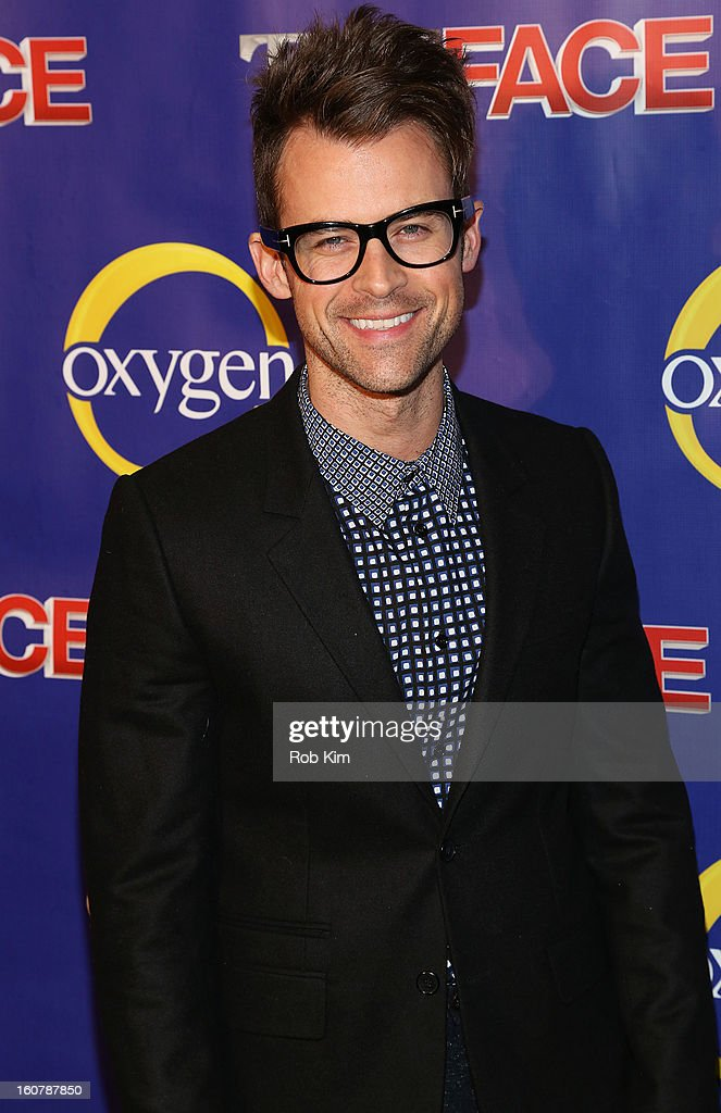 Brad Goreski attends 'The Face' Series Premiere at Marquee New York on February 5, 2013 in New York City.