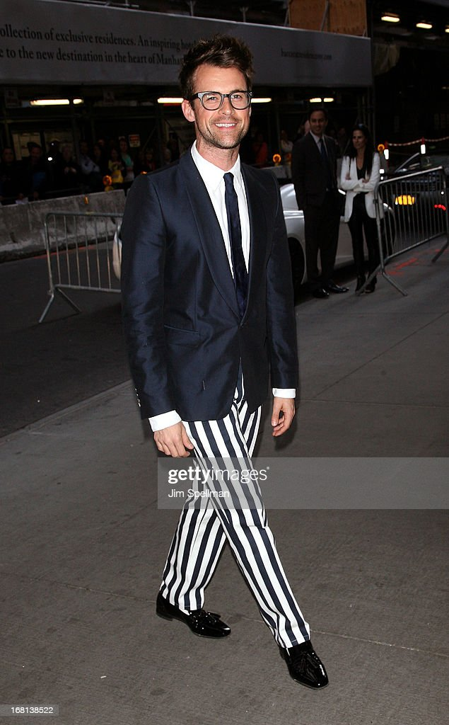 Brad Goreski attends 'The Great Gatsby' Special Screening at Museum of Modern Art on May 5, 2013 in New York City.