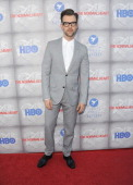 Brad Goreski attends the Los Angeles premiere of HBO's 'The Normal Heart' at The Writers Guild Theatre on May 19 2014 in Beverly Hills California