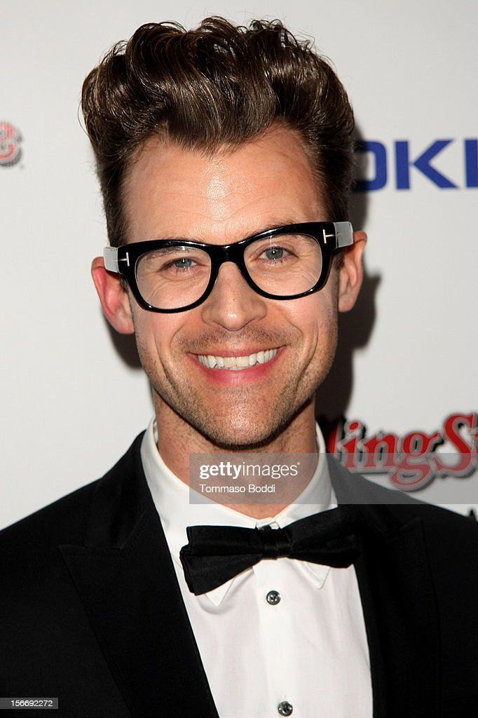 Brad Goreski attends the Rolling Stone after party for the 2012 American Music Awards presented by Nokia and Rdio held at the Rolling Stone Restaurant And Lounge on November 18, 2012 in Los Angeles, California.