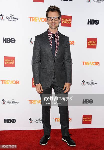 Brad Goreski attends TrevorLIVE LA 2015 at Hollywood Palladium on December 6 2015 in Los Angeles California