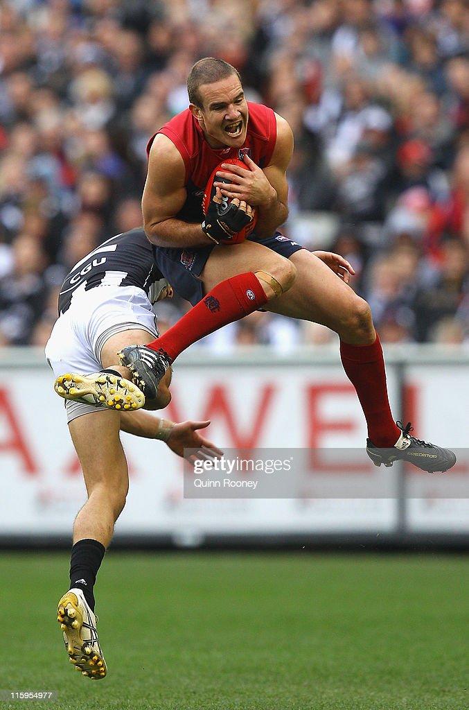 AFL Rd 12 - Melbourne v Collingwood