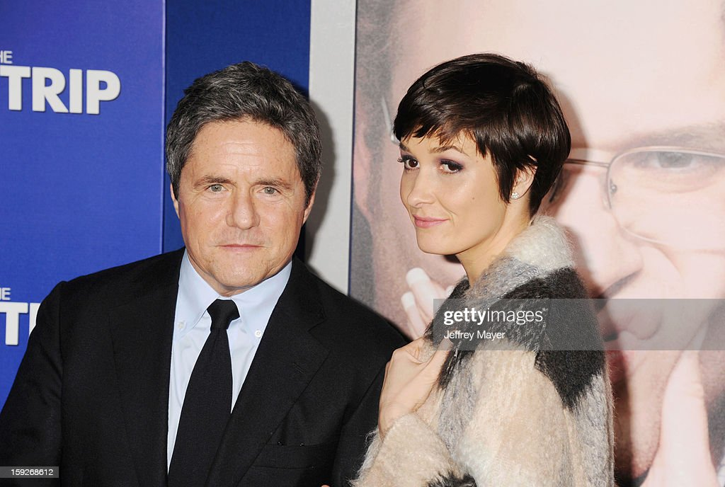 <a gi-track='captionPersonalityLinkClicked' href=/galleries/search?phrase=Brad+Grey&family=editorial&specificpeople=220255 ng-click='$event.stopPropagation()'>Brad Grey</a> and Cassandra Huysentruyt Grey arrive at the 'The Guilt Trip' - Los Angeles Premiere at Regency Village Theatre on December 11, 2012 in Westwood, California.