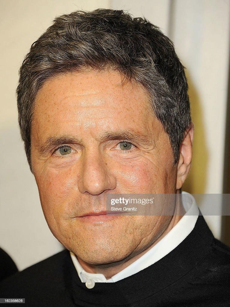 <a gi-track='captionPersonalityLinkClicked' href=/galleries/search?phrase=Brad+Grey&family=editorial&specificpeople=220255 ng-click='$event.stopPropagation()'>Brad Grey</a> arrives at the Tom Ford Cocktails In Support Of Project Angel Food at TOM FORD on February 21, 2013 in Beverly Hills, California.