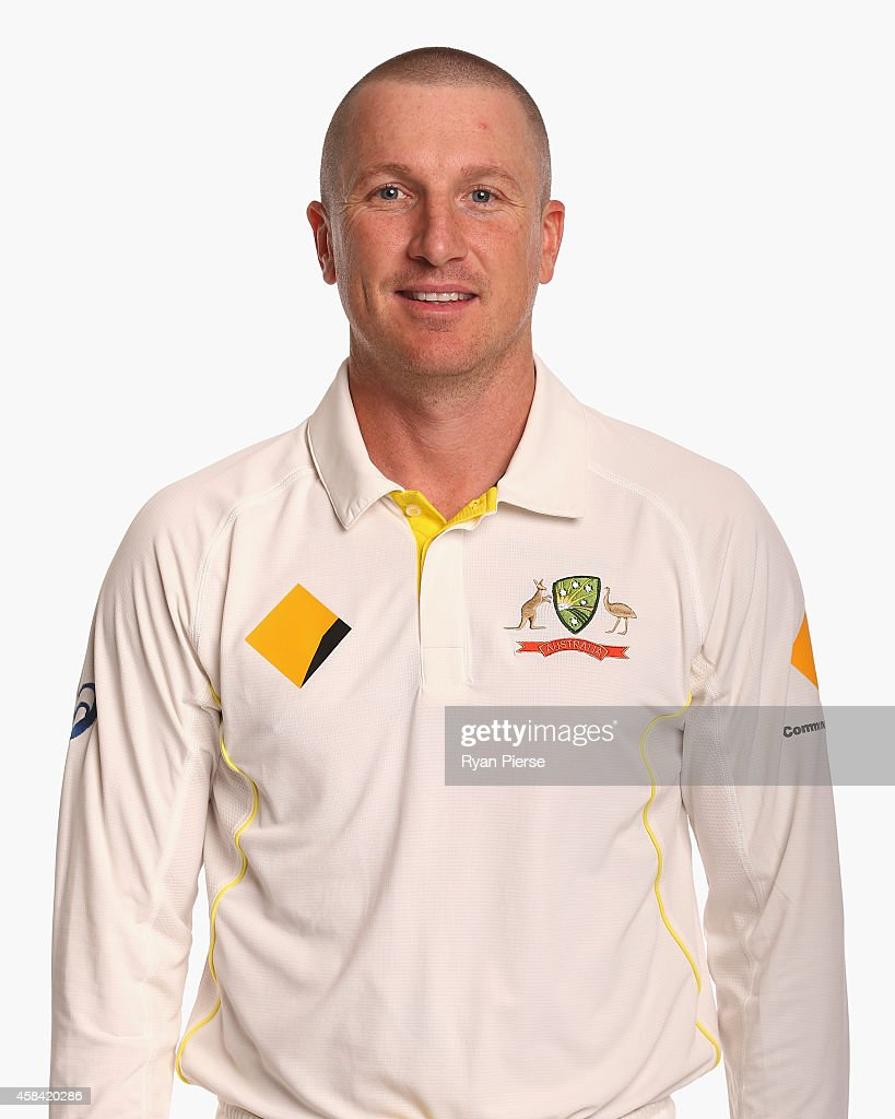2014 Australia Test Headshots