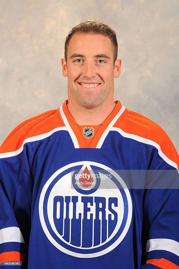 Edmonton Oilers Headshots