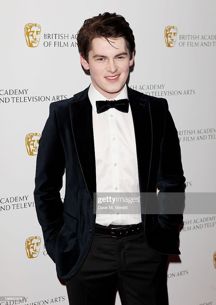 Brad Kavanagh arrives at the British Academy Children's Awards at the London Hilton on November 25, 2012 in London, England.