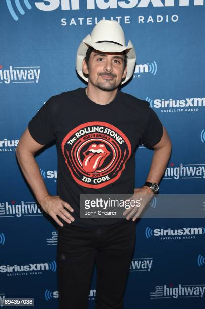 Brad Paisley Performs at a 'Last Time For Everything Graduation Party for graduating seniors Live on SiriusXM's The Highway Channel At SiriusXM's...