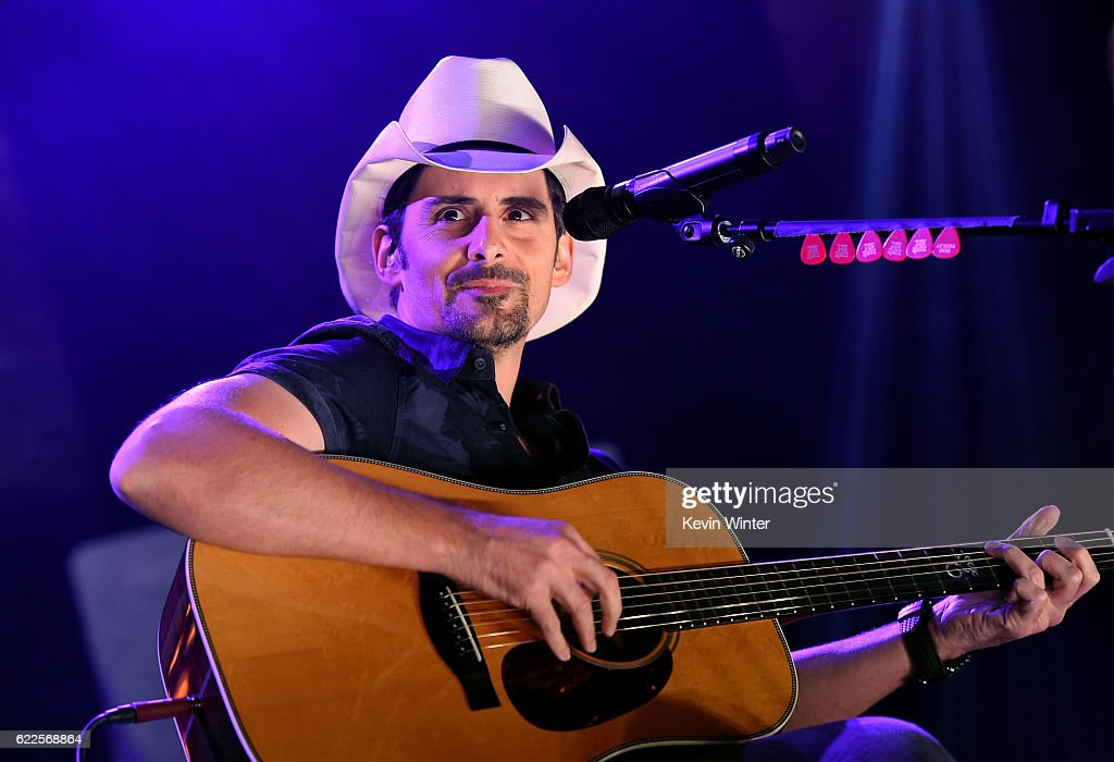 iHeartCountry Live With Brad Paisley Presented By Citi MasterPass