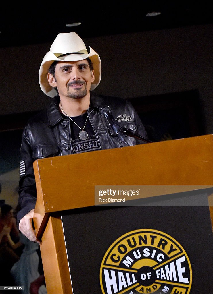 "The Country Music Hall of Fame and Museum Debuts ""Brad Paisley: Diary of a Player"" Exhibit"