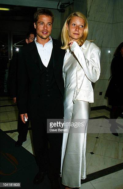Brad Pitt And Gwyneth Paltrow Legends Of The Fall Premiere