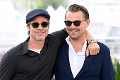 """""""Once Upon A Time In Hollywood"""" Photocall - The 72nd..."""