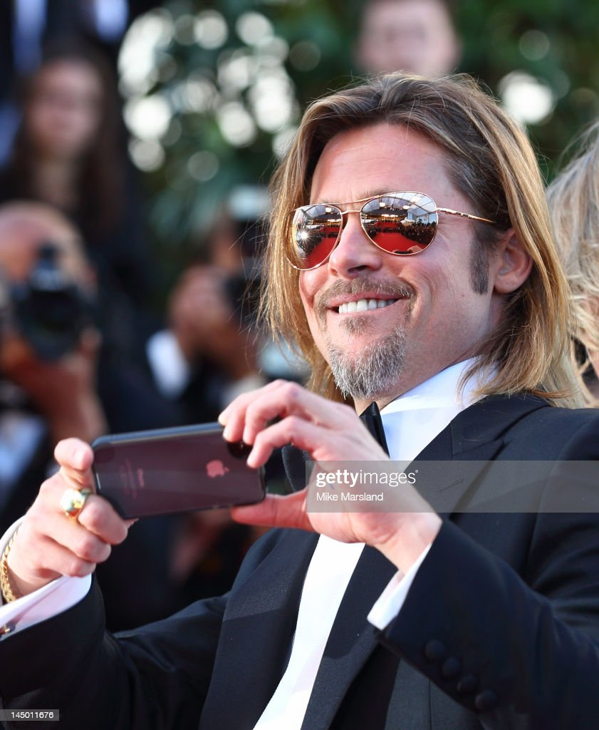 <a gi-track='captionPersonalityLinkClicked' href=/galleries/search?phrase=Brad+Pitt+-+Actor&family=editorial&specificpeople=201682 ng-click='$event.stopPropagation()'>Brad Pitt</a> attends the 'Killing Them Softly'' Cannes Classics Premiere during the 65th Annual Cannes Film Festival at Palais des Festivals on May 22, 2012 in Cannes, France.