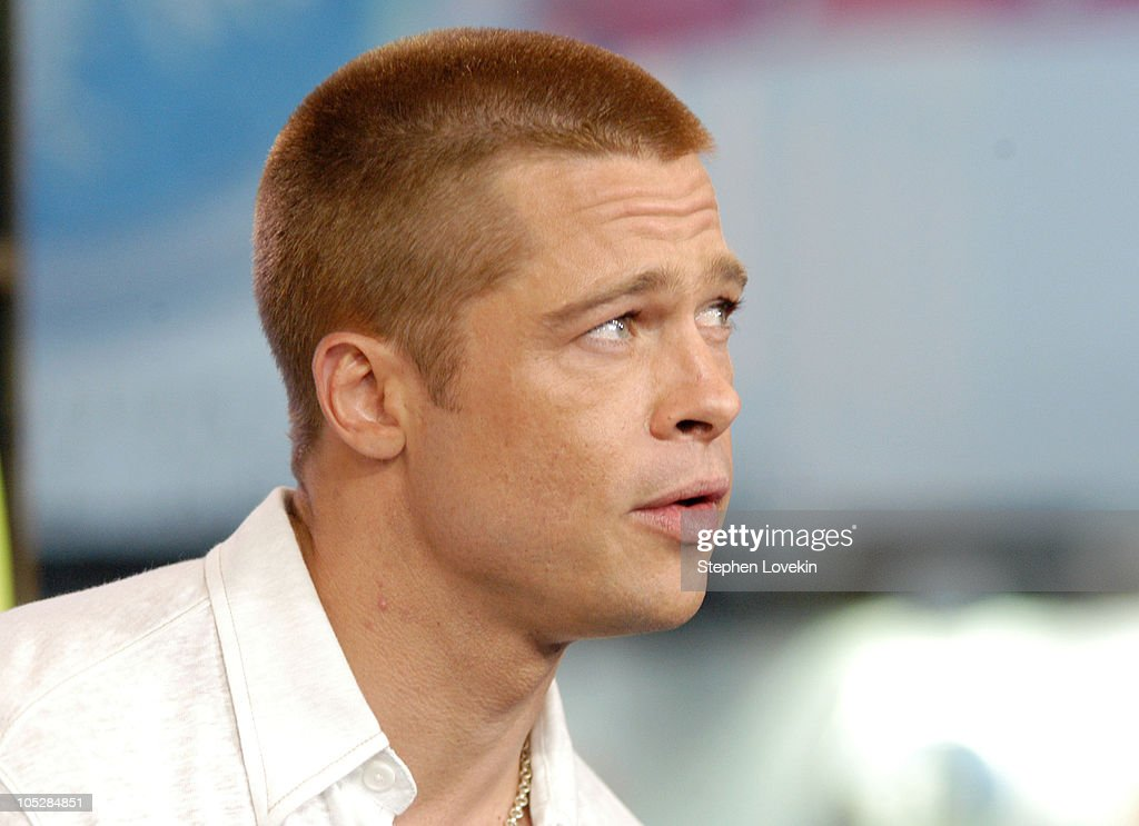 Brad Pitt and Eric Ban...