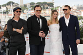 """Once Upon A Time In Hollywood"" Photocall - The 72nd..."