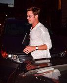 Brad Pitt seen on the streets of Manhattan on July 23 2016 in New York City