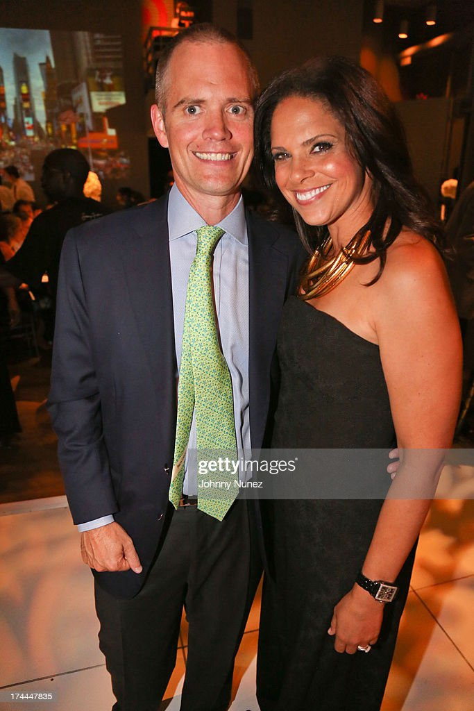 Brad Raymond and <a gi-track='captionPersonalityLinkClicked' href=/galleries/search?phrase=Soledad+O%27Brien&family=editorial&specificpeople=223926 ng-click='$event.stopPropagation()'>Soledad O'Brien</a> attend the 3rd Annual New Orleans to New York Benefit Gala at Donna Karan's Stephen Weiss Studio on July 25, 2013 in New York City.
