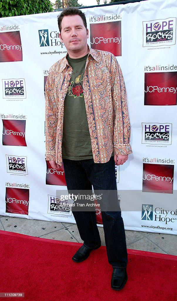 Brad Sherwood during Young Hollywood Says 'Hope Rocks' - Concert to Benefit City of Hope - Arrivals at Key Club in Los Angeles, California, United States.