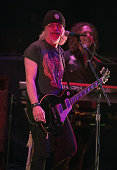 Brad Whitford of Whitford/St Holmes performs live onstage at Old National Centre on June 8 2016 in Indianapolis Indiana