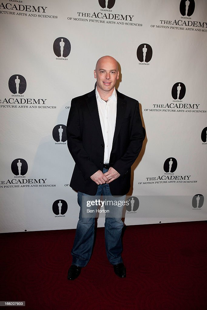 Bradley Alexander attends the Academy of Motion Pictures and Sciences delves into Visual Effects Recipe for 'Life Of Pi' at AMPAS Samuel Goldwyn Theater on May 6, 2013 in Beverly Hills, California.