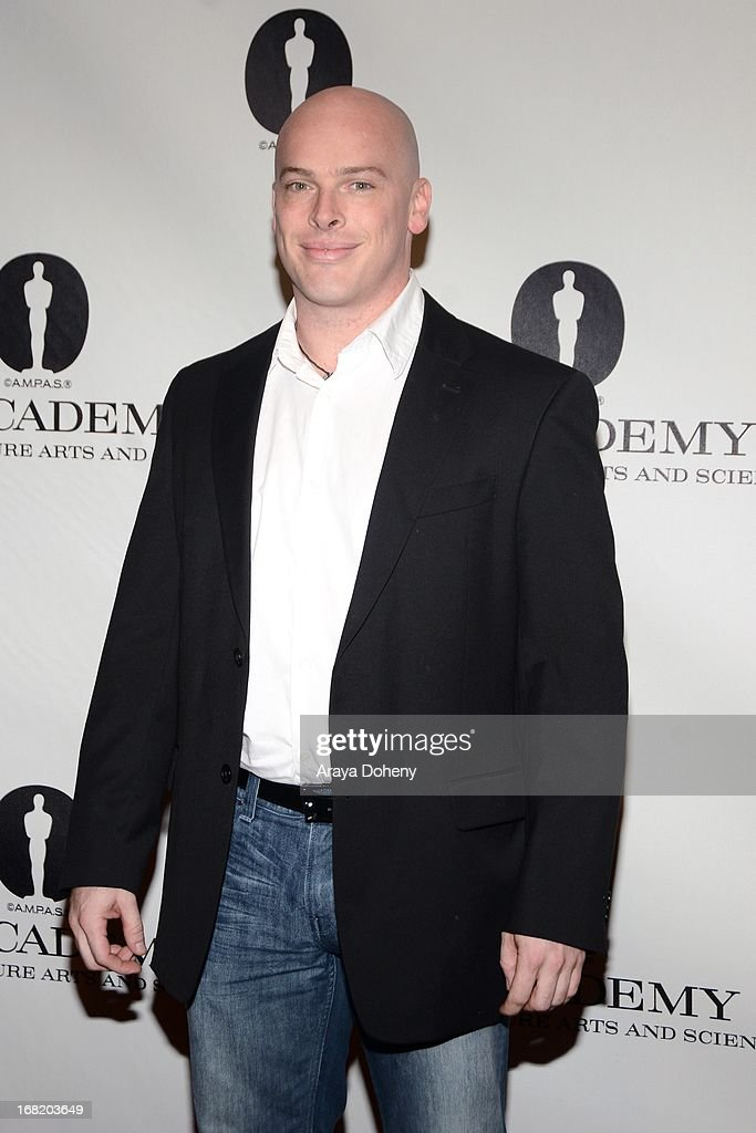 Bradley Alexander attends The Academy Spotlights VFX Game-Changers: Deconstructing 'Pi' at AMPAS Samuel Goldwyn Theater on May 6, 2013 in Beverly Hills, California.