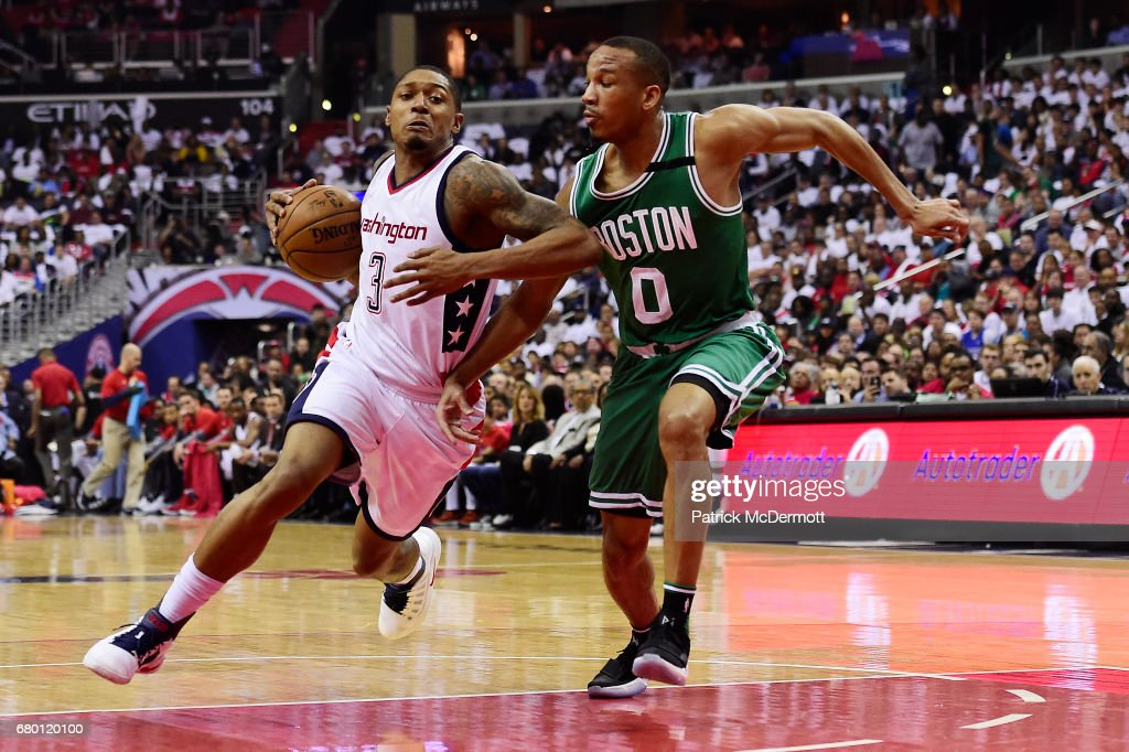 Boston Celtics v Washington Wizards - Game Four