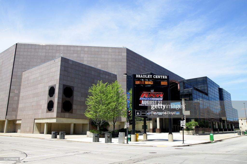 Bradley Center in Milwaukee Wisconsin on JUNE 17 2012