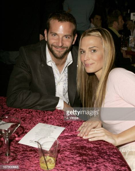 Bradley Cooper and Molly Sims...