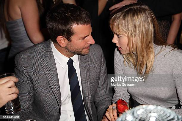 Bradley Cooper and Suki Waterhouse attend Grey Goose Vodka and Vanity Fair present in part the world premiere of Columbia Pictures And Annapurna...