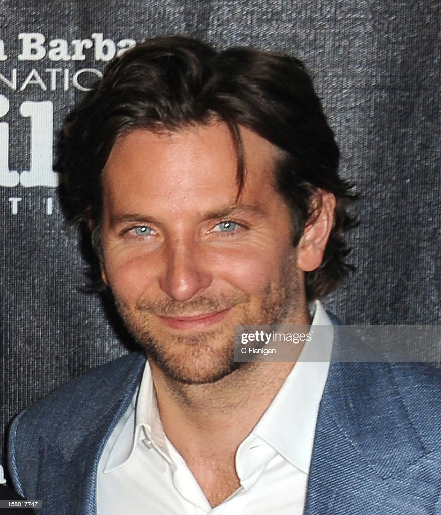 <a gi-track='captionPersonalityLinkClicked' href=/galleries/search?phrase=Bradley+Cooper&family=editorial&specificpeople=680224 ng-click='$event.stopPropagation()'>Bradley Cooper</a> arrives at the 7th Annual Santa Barbara International Film Festival - Kirk Douglas Award For Excellence In Film Honoring Robert DeNiro at Bacara Resport And Spa on December 8, 2012 in Santa Barbara, California.