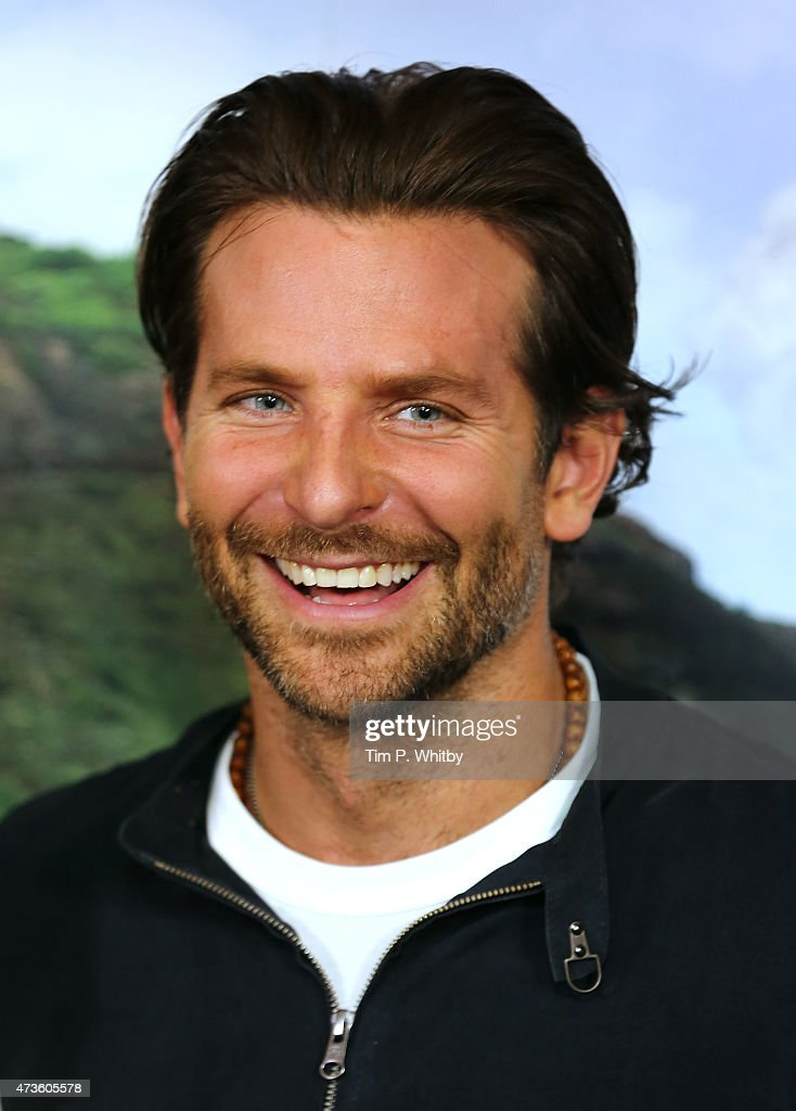Bradley Cooper attends a screening of 'Aloha' at Soho Hotel on May 16, 2015 in London, England.