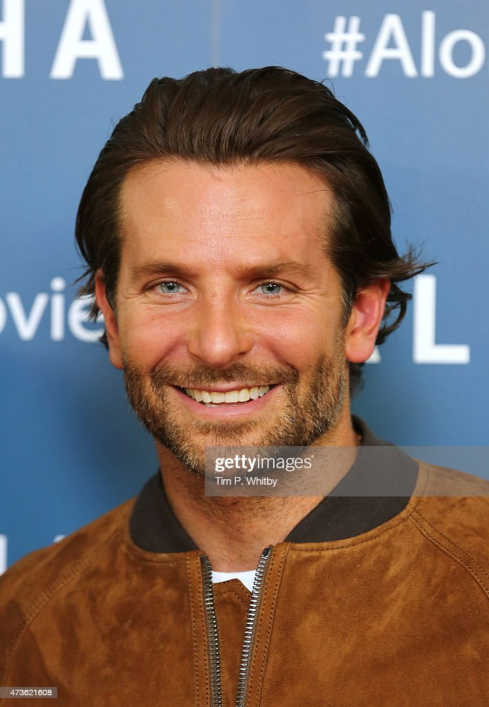 Bradley Cooper attends a VIP screening of 'Aloha' at Soho Hotel on May 16, 2015 in London, England.