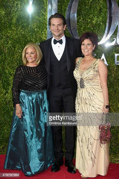 Bradley Cooper attends the 2015 Tony Awards at Radio City Music Hall on June 7 2015 in New York City