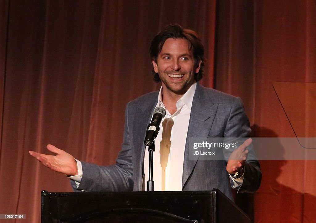 <a gi-track='captionPersonalityLinkClicked' href=/galleries/search?phrase=Bradley+Cooper&family=editorial&specificpeople=680224 ng-click='$event.stopPropagation()'>Bradley Cooper</a> attends the 7th Annual Santa Barbara International Film Festival - Kirk Douglas Award For Excellence In Film Honoring Robert DeNiro at Bacara Resport And Spa on December 8, 2012 in Santa Barbara, California.