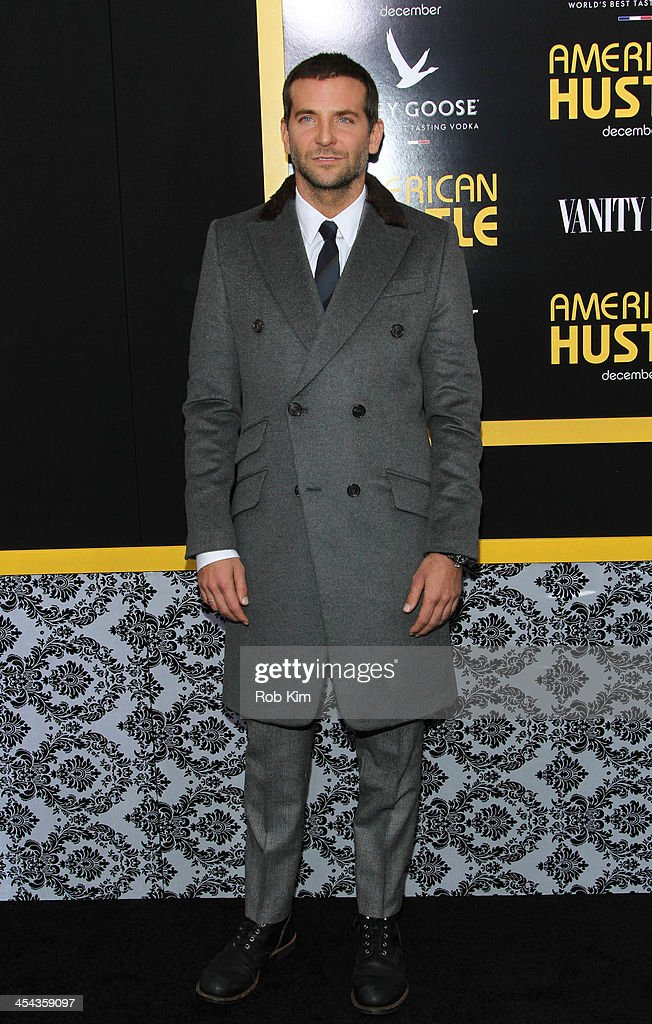 <a gi-track='captionPersonalityLinkClicked' href=/galleries/search?phrase=Bradley+Cooper&family=editorial&specificpeople=680224 ng-click='$event.stopPropagation()'>Bradley Cooper</a> attends the 'American Hustle' screening at Ziegfeld Theater on December 8, 2013 in New York City.