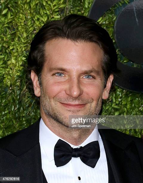 Bradley Cooper attends the American Theatre Wing's 69th Annual Tony Awards at Radio City Music Hall on June 7 2015 in New York City
