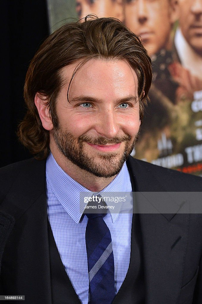 <a gi-track='captionPersonalityLinkClicked' href=/galleries/search?phrase=Bradley+Cooper&family=editorial&specificpeople=680224 ng-click='$event.stopPropagation()'>Bradley Cooper</a> attends 'The Place Beyond The Pines' New York Premiere at Landmark Sunshine Cinema on March 28, 2013 in New York City.