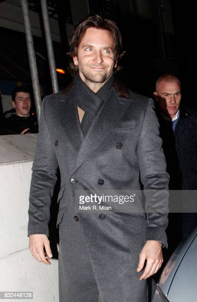 Bradley Cooper attends the PreBafta Party at Little House in Mayfair on February 8 2013 in London England