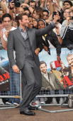 Bradley Cooper attends the UK Film Premiere of 'The ATeam' at Empire Leicester Square on July 27 2010 in London England