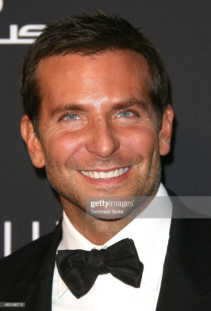<a gi-track='captionPersonalityLinkClicked' href=/galleries/search?phrase=Bradley+Cooper&family=editorial&specificpeople=680224 ng-click='$event.stopPropagation()'>Bradley Cooper</a> attends the Weinstein Company's 2014 Golden Globe Awards after party on January 12, 2014 in Beverly Hills, California.