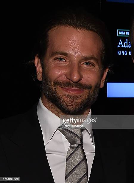 Bradley Cooper attends TIME 100 Gala TIME's 100 Most Influential People In The World on April 21 2015 in New York City
