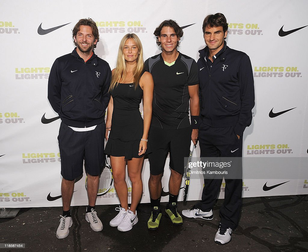 ¿Cuánto mide Bradley Cooper? - Real height Bradley-cooper-bar-refaeli-rafael-nadal-and-roger-federer-attend-the-picture-id118587454