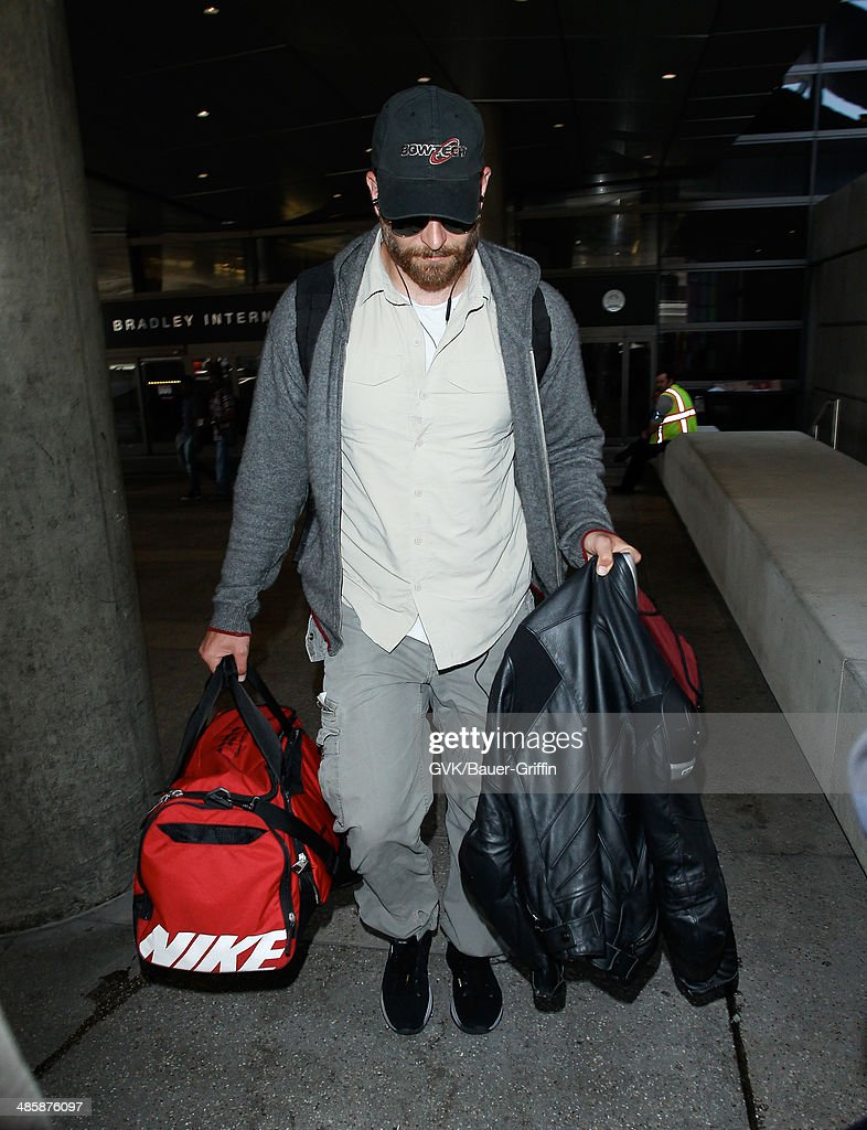 Bradley Cooper is seen on April 20, 2014 in Los Angeles, California.